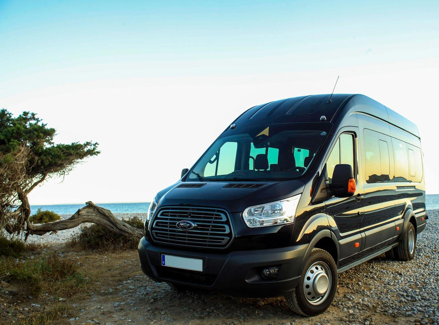 Dominoes hotel private corfu airport shuttle, transfer from corfu airport by dominoes hotel transfer