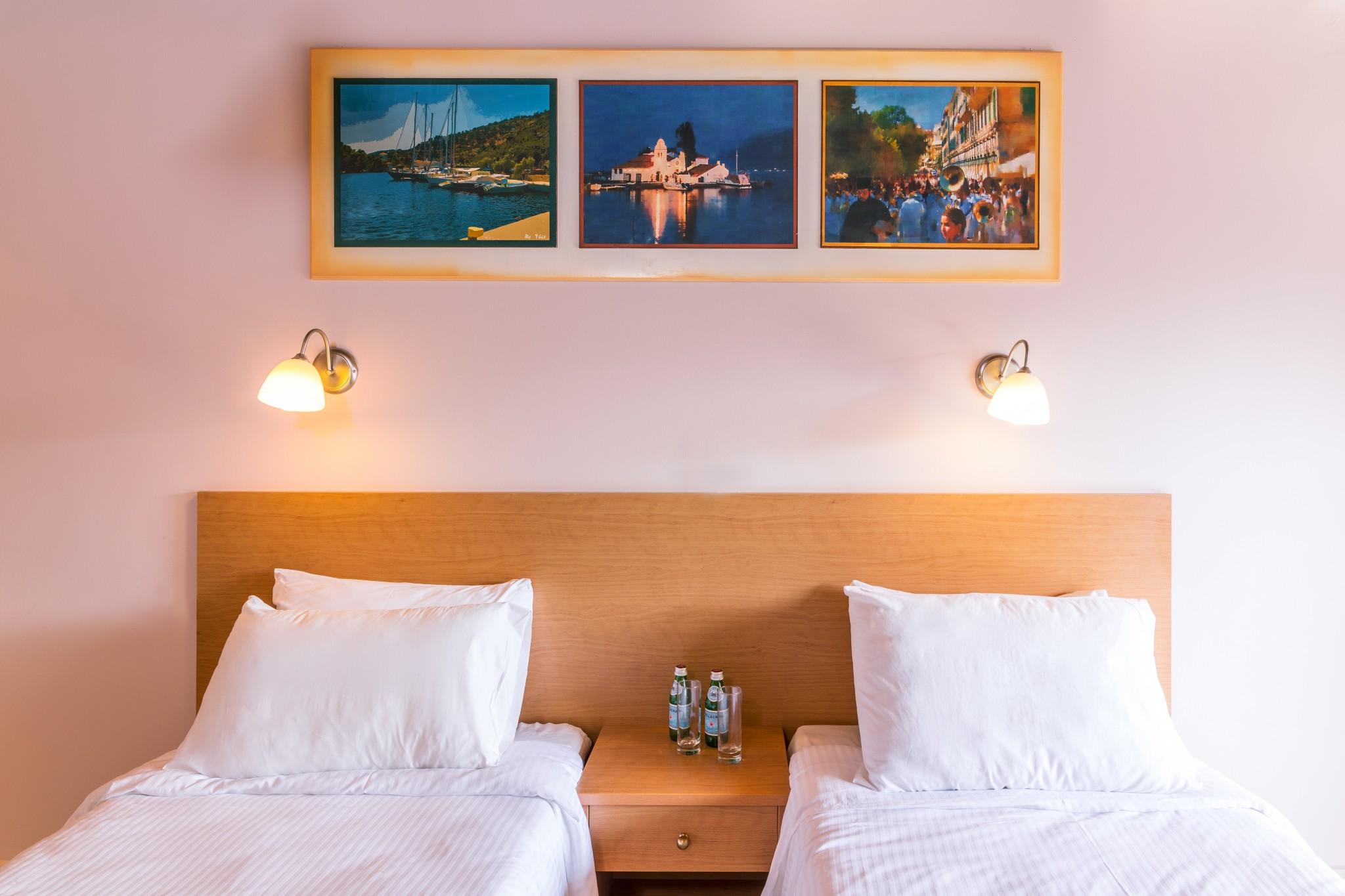 ipsos corfu hotels with pool