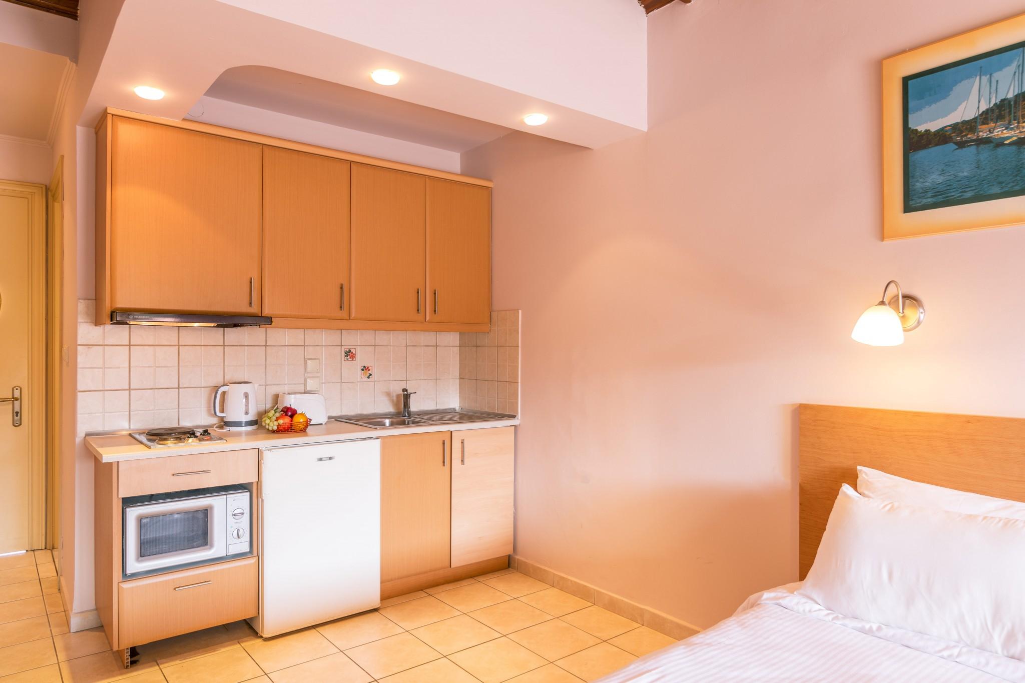 apartments corfu in ipsos