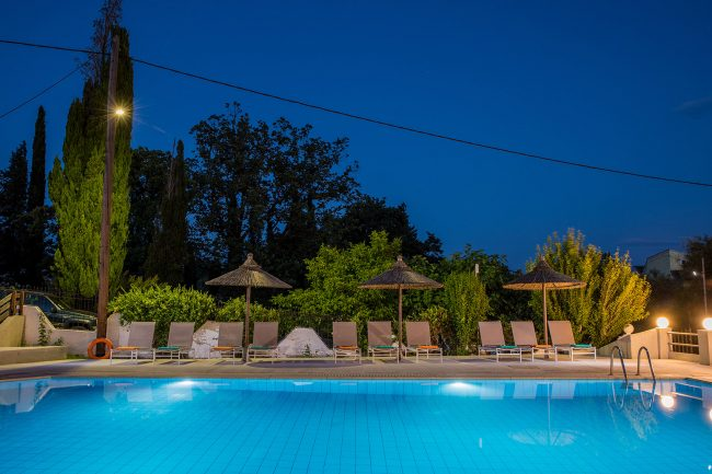 luxury apartments ipsos dassia corfu