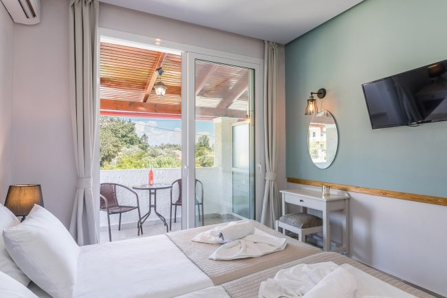 luxury corfu apartments