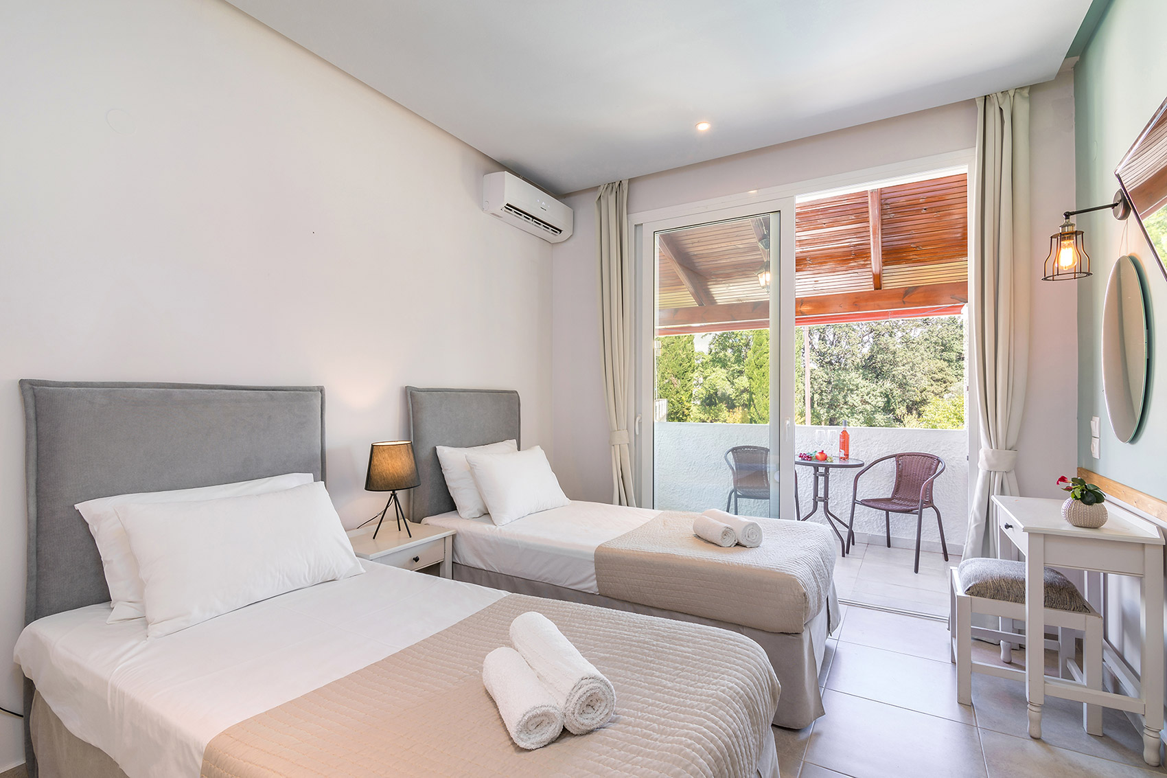 ipsos hotel corfu family rooms
